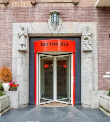 DKP locatie Amsterdam